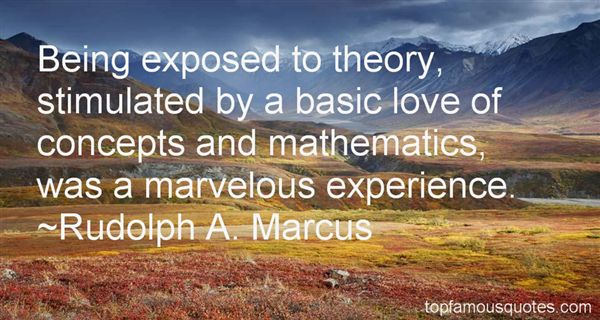 Quotes About Theory And Experience