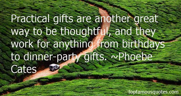 Quotes About Thoughtful Gifts
