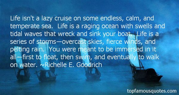Quotes About Tidal Waves