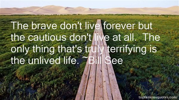 Quotes About Unlived