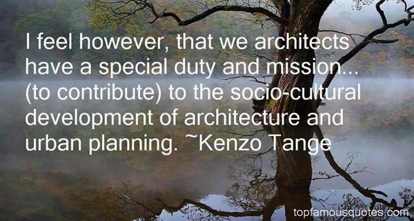 Quotes About Urban Planning