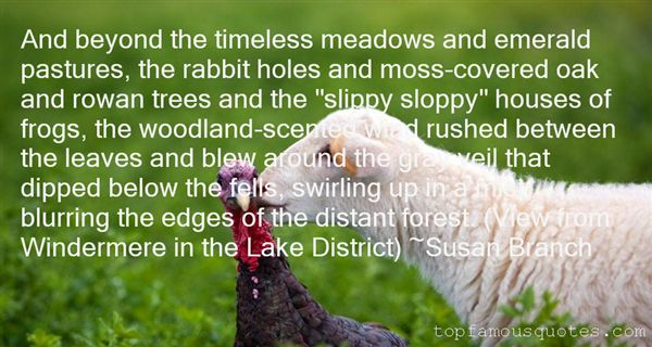 Quotes About Windermere