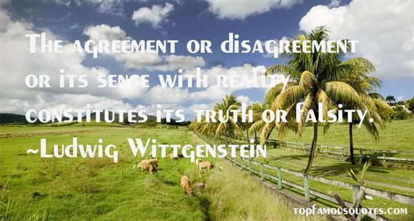 Quotes About Agreement Disagreement