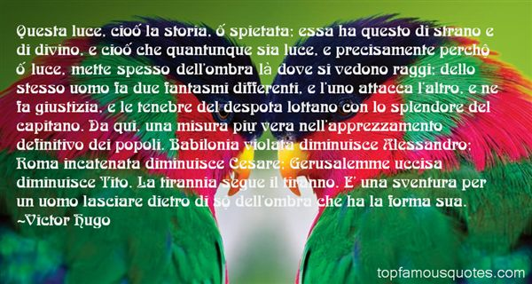 Quotes About Alessandro