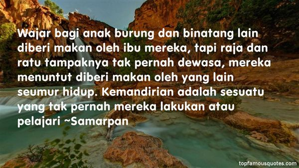 Quotes About Anak