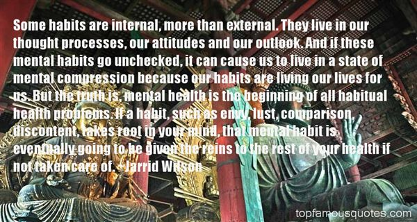Quotes About Attitudes Problem