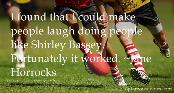 Quotes About Bassey