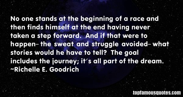 Quotes About Beginning A Journey