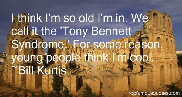 Quotes About Bennett