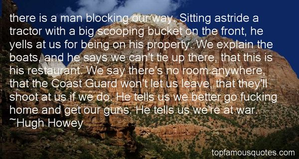 Quotes About Blocking