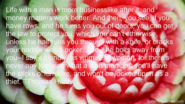 Quotes About Businesslike