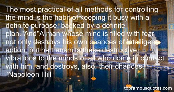 Quotes About Busy Minds