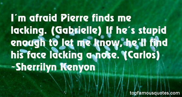 Quotes About Carlos
