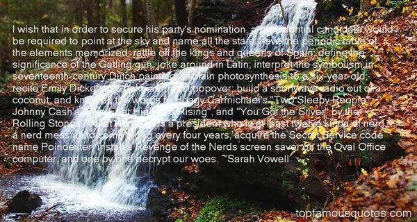 Quotes About Carmichael
