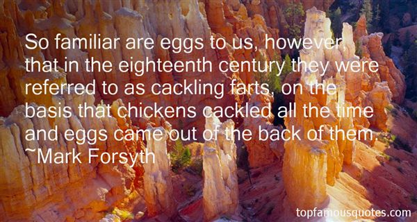 Quotes About Chickens And Eggs