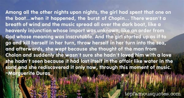 Quotes About Chopin The Sea