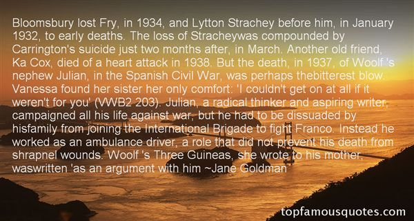 Quotes About Civil War