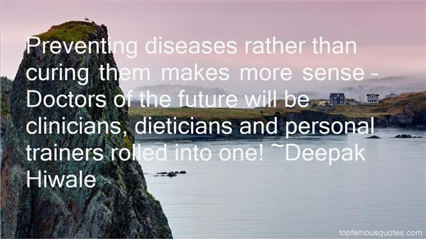 Quotes About Clinicians