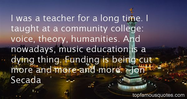 Quotes About College Education