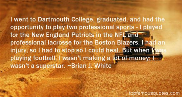 Quotes About College Sports