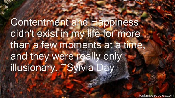 Quotes About Contentment And Happiness