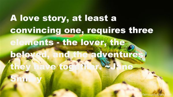 Quotes About Convincing Love