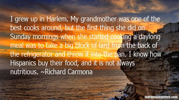 Quotes About Cooks Cooking And Food