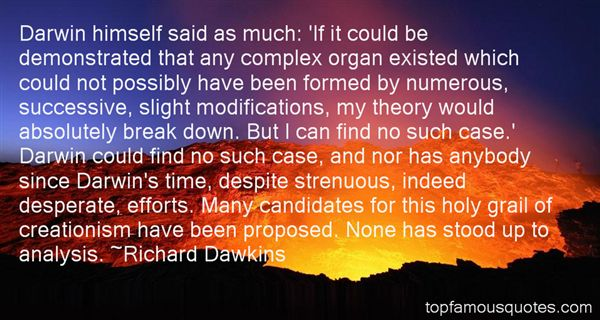 Quotes About Creationism