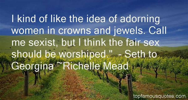 Quotes About Crown Jewels