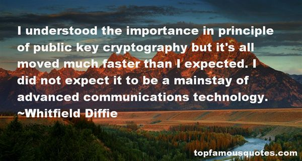 Quotes About Cryptography