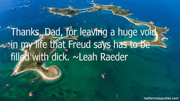 Quotes About Dad Leaving