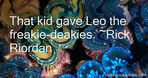 Quotes About Deakies