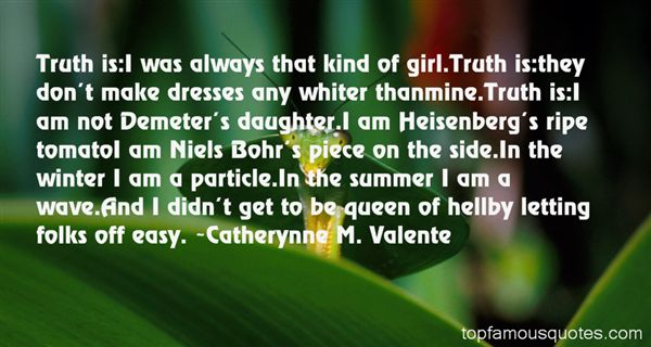 Quotes About Demeter