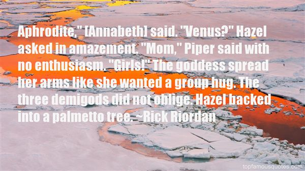 Quotes About Demigods