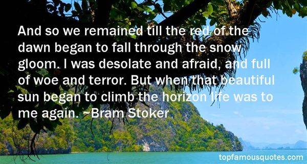 Quotes About Desolate
