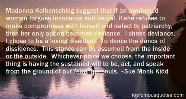 Quotes About Dissidence