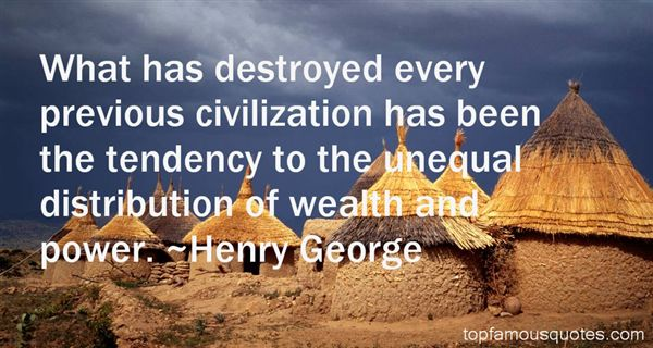 Quotes About Distribution Of Wealth