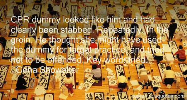 Quotes About Dummy