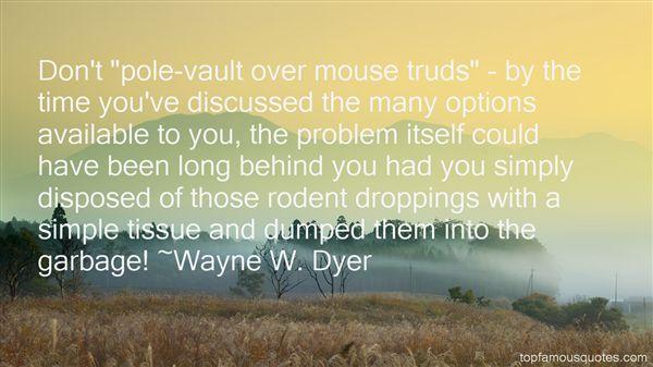 Quotes About Dump