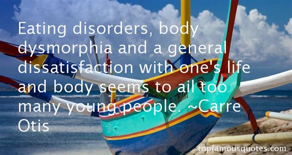 Quotes About Dysmorphia