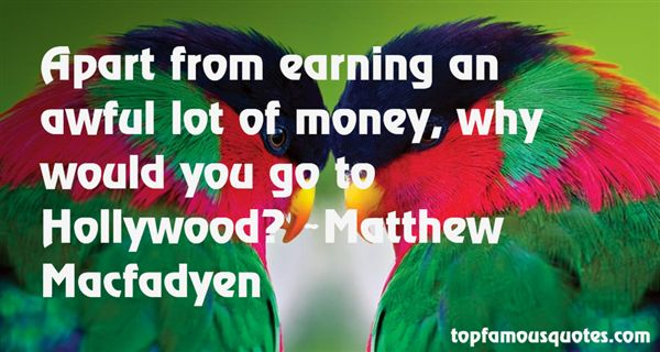 Quotes About Earning Money