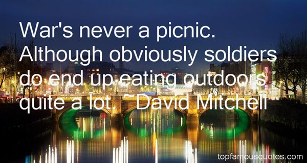 Quotes About Eating Outdoors