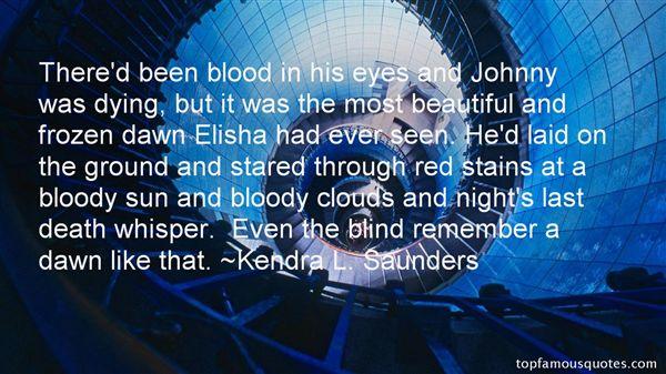 Quotes About Elisha
