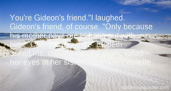 Quotes About Elspeth