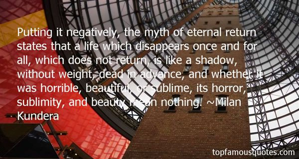 Quotes About Eternal Beauty