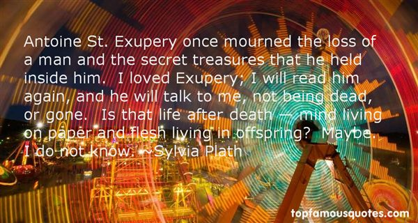 Quotes About Exupery