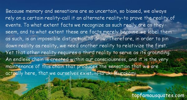 Quotes About Facts And Reality