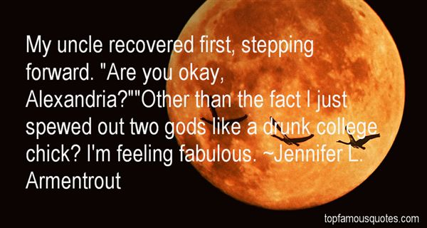 Quotes About Feeling Fabulous