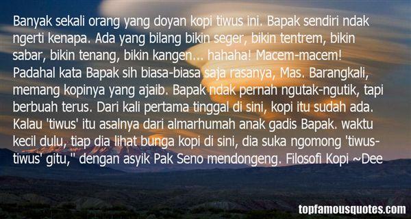Quotes About Filosofi