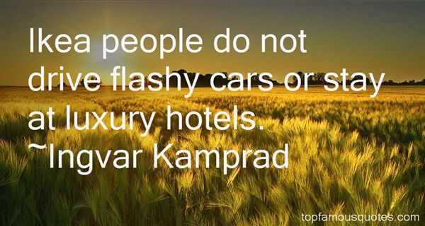 Quotes About Flashy Cars